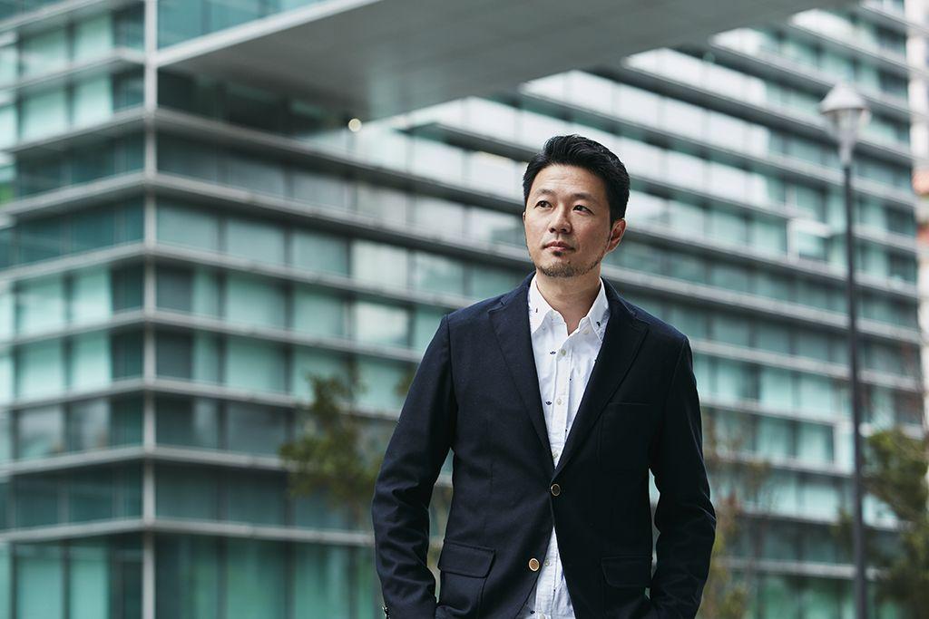 commmeet CEO Jerry 洪明楓