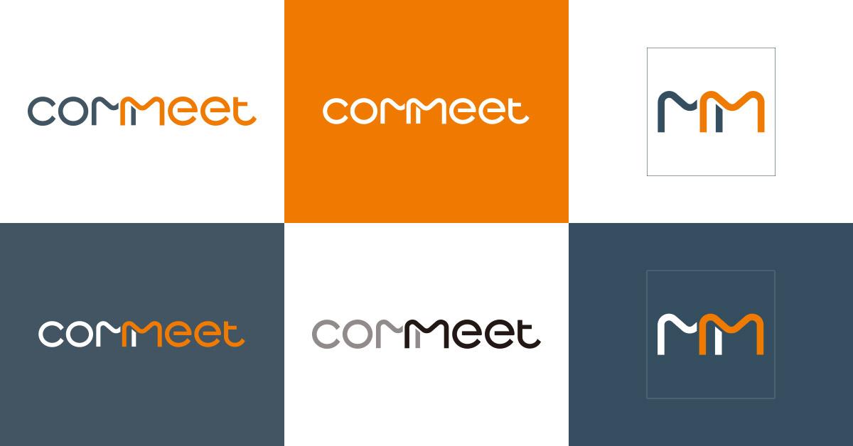 COMMEET 品牌再造與 CIS 企業識別重塑